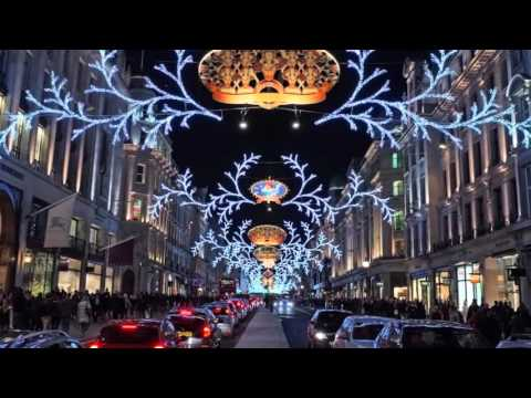 Chistmas Love Song ~ Smiling Under Christmas Lights By  OLIVER MORIARTY