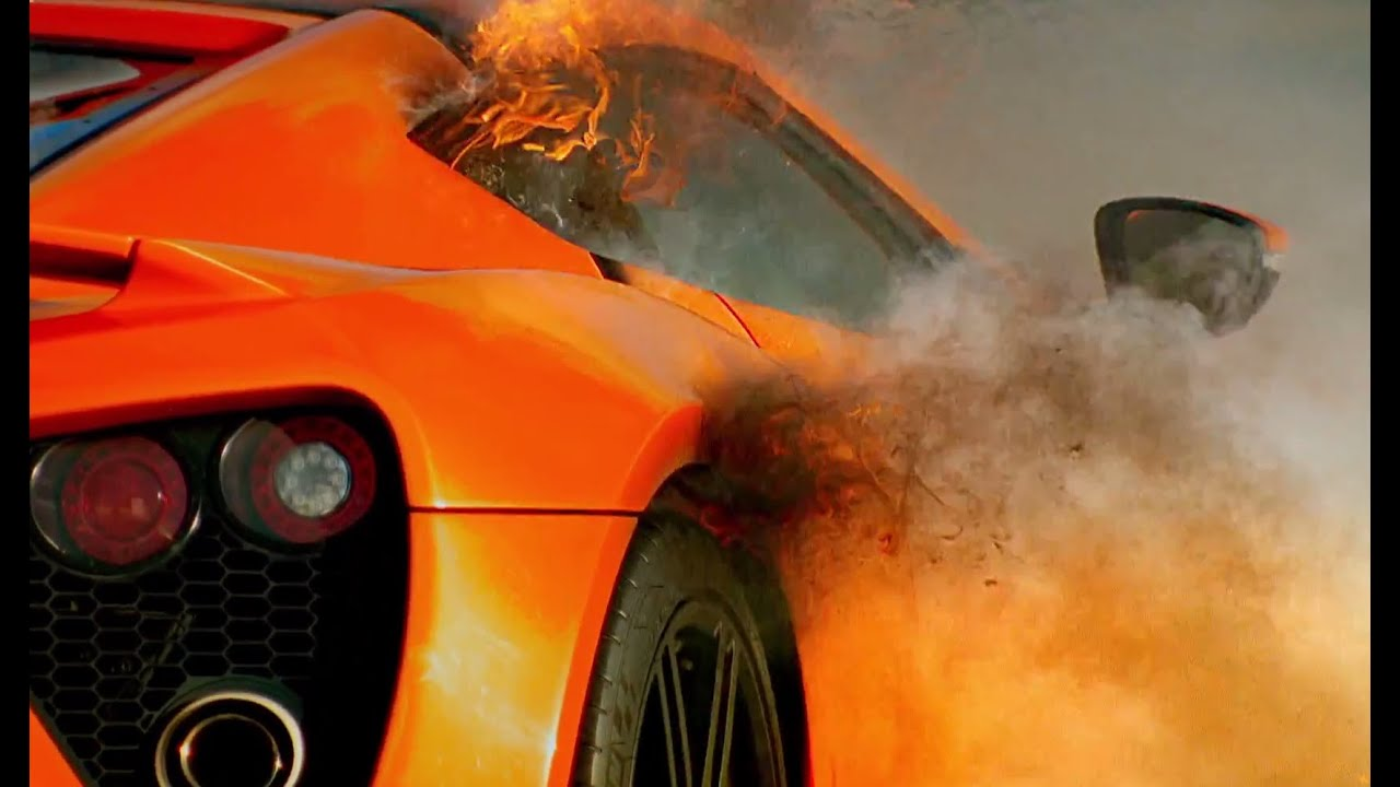 top gear burning series