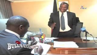 Bull's Eye: Isaac Ruto and Aden Duale verbal warfare