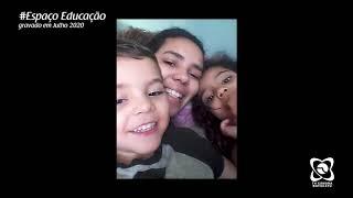 Espaço educação -  Alunos da escola Pacheco compartilham atividades