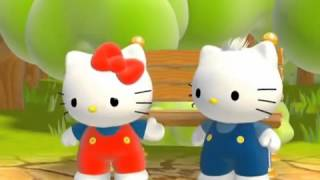The Adventures Of Hello Kitty & Friends E09 My Melody's Missing Smile