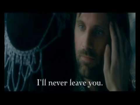 Legolas/Aragorn Story