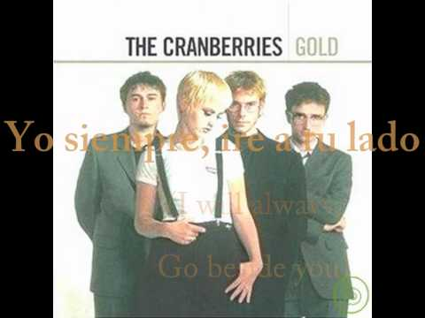 The cranberries- I will always