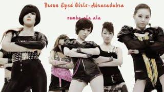 Zumba KPop Brown Eyed Girls - Abracadabra   Get Wet   Workou…
