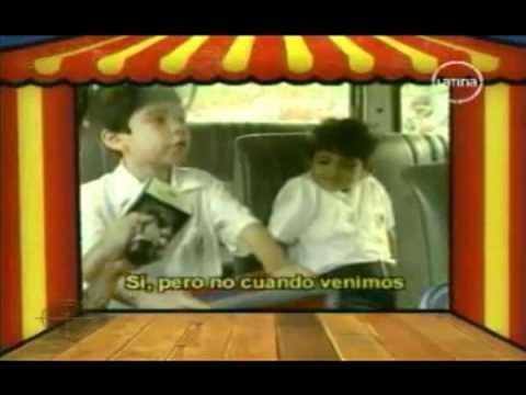 Jaime Bayly - Lo mejor del 7 x 7 (parte 1) (errores de la tv peruana en vivo)