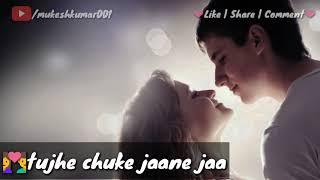 Zinda Hua Main Phir Se Tujhe Chuke Jaane Jaa WhatsApp status videos(9)