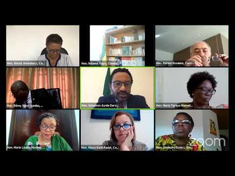 DAY 2 - 67th Ordinary Session of the ACHPR - PUBLIC SESSION (14 Nov 2020)