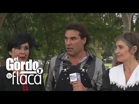Eduardo Yáñez y María Conchita Alonso nos dicen que piensan de la infidelidad