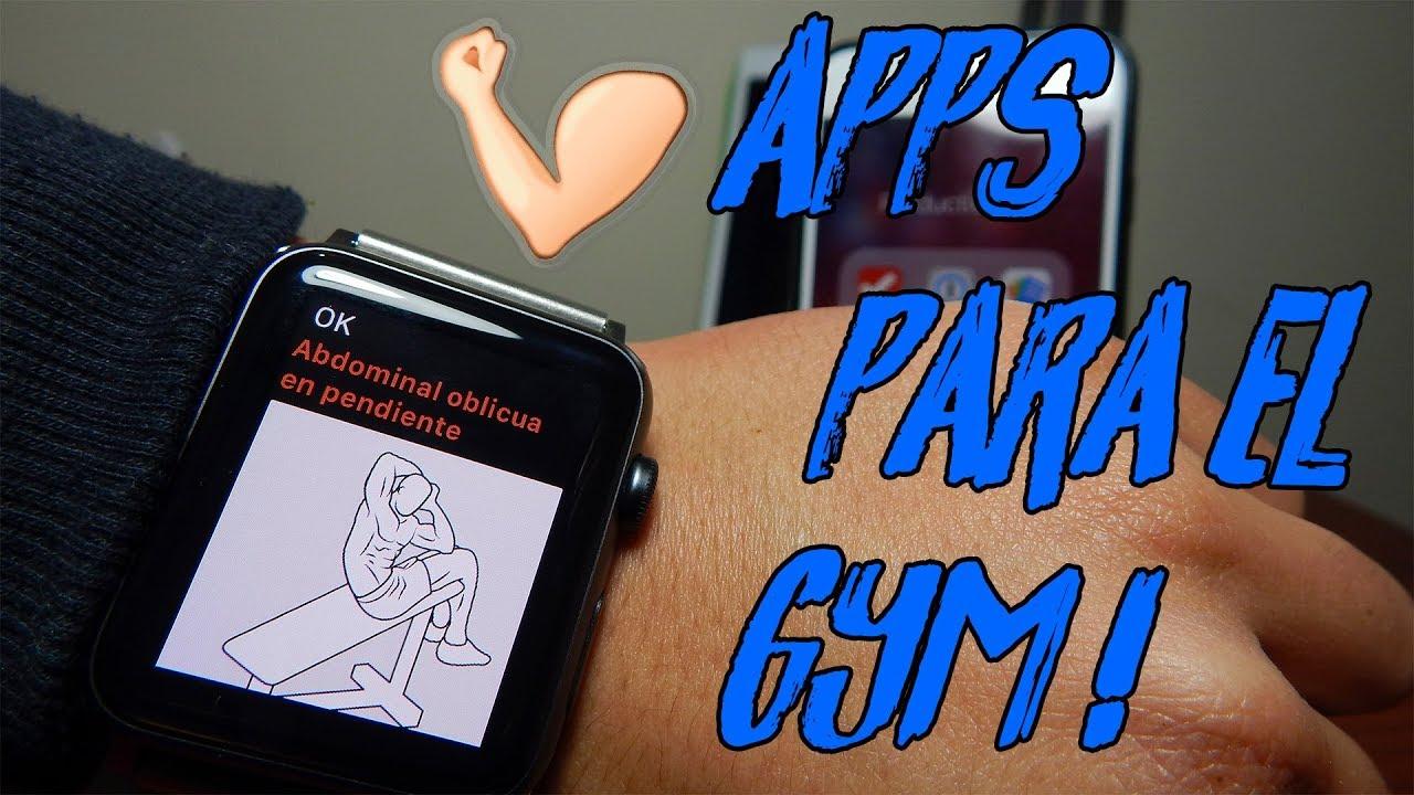 apps para hacer ejercicio iphone gratis