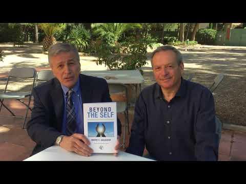 DAVID GRAND endorses Mario's C Salvador book Beyond the Self,