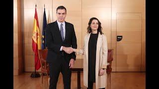 Caos en Ferraz: la pataleta de Sánchez contra Arrimadas tras el fiasco del PSOE de Murcia