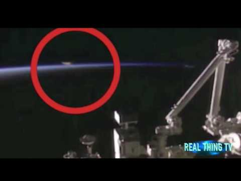 NASA cuts live feed from international space station after Mysterious object appears on camera
