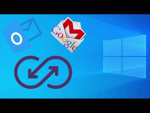 How Do I Sync My Gmail With Outlook