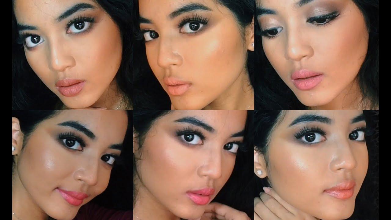 Lipstik Utk Si Hitam Manis/Kulit Melayu (Nude, Peach, Pink