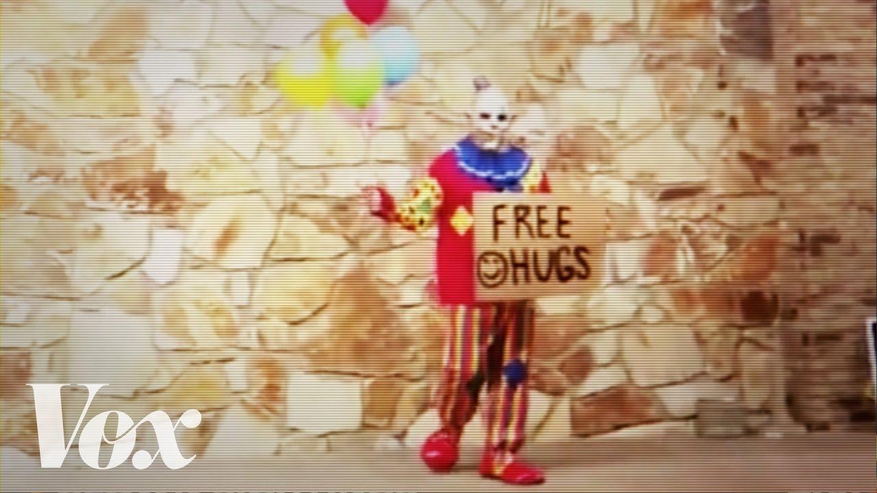 Download America's creepy clown craze, explained