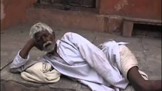 Old Hindi Guy Dozing off