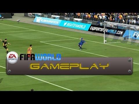 EA Sports FIFA World Gameplay - F2Pcom Superstars Team