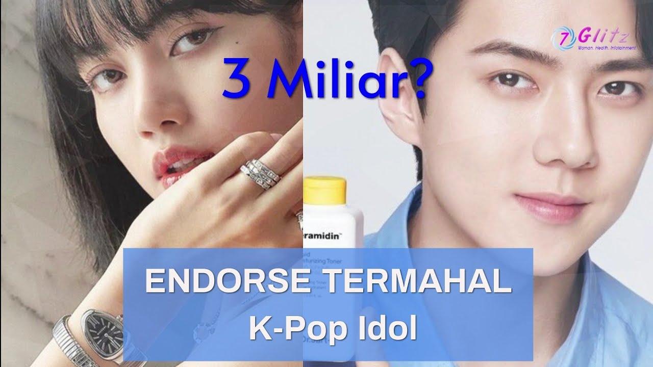 Berapa Tarif Endorse BLACKPINK dan K-Pop Idol Lainnya?