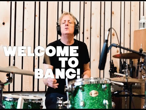 Welcome to BANG! The Drum School!