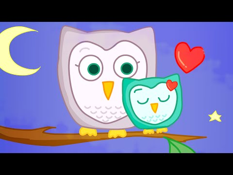 CRADLE SONG Brahms' Lullaby for Kids! with Lyrics