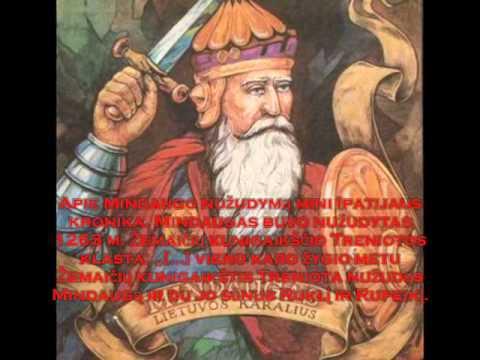 Lietuvos karalius Mindaugas