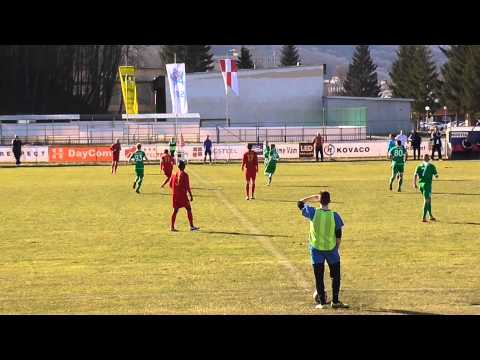 MFK Lokomotíva Zvolen - 1. FC TATRAN Prešov
