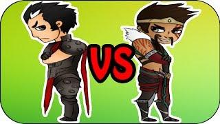 Bruderliebe ?! - Draven vs Darius | 1v1 Abo Game Gameplay