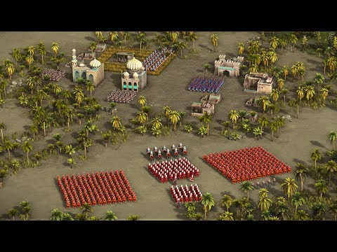 Cossacks 3 - Mission 2 FOURTH AUSTRO-TURKISH WAR | In the Service of the Grand Vizier