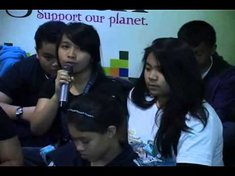 COP18 3rd December 2012 - Philippine School of Doha J7 & MES Indian School Part 2