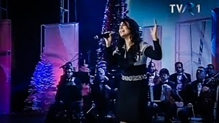 Andra - Vis De Iarna / All I Want For Christmas Is You (Live la Sala Palatului / 2007)