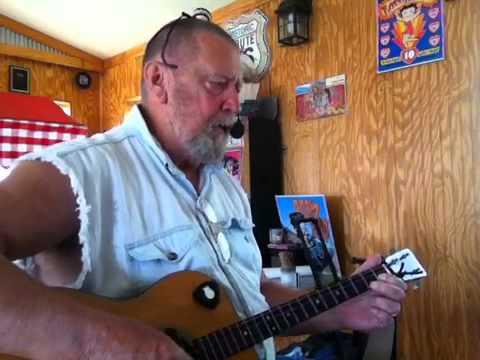 Tenor Martin guitar  T-18 . Herb Andler. Natural High