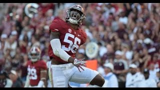 Tim Williams ||The Relentless Pass Rusher||