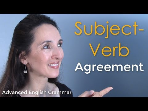 Subject-Verb Agreement: Test your knowledge of English Grammar!