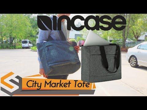 Incase City Market Tote Review