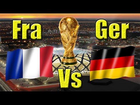 Frankreich Gegen Deutschland Wm 2021