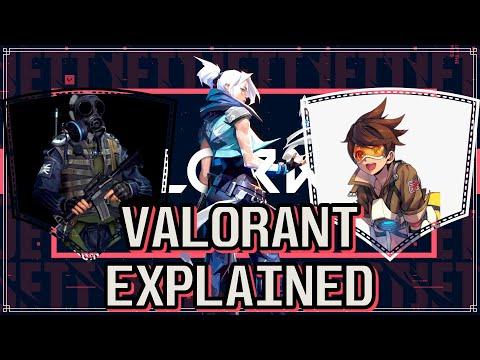 VALORANT EXPLAINED