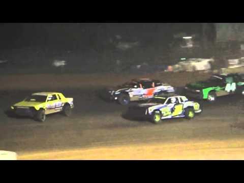 Ark La Tex Speedway Factory Stock B main 2 part 2 5/7/16