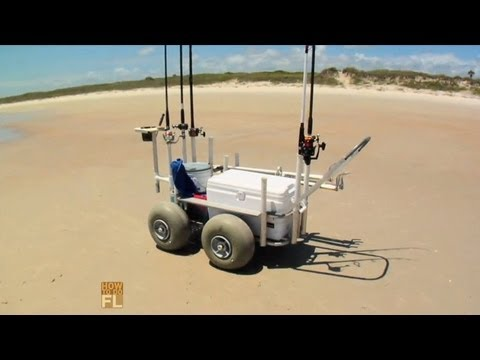 Best Surf Fishing Cart