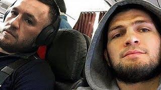 Хабиба и Конора наказали / Хабиб заплатит 750 тысяч долларов и не будет драться год