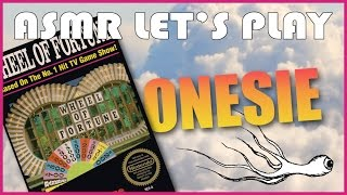 ASMR Let's Play Wheel of Fortune for the NES (whispered commentary)