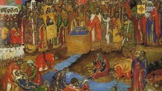 Медовый спас: Происхождение честных древ Животворящего Креста и начало Успенского поста