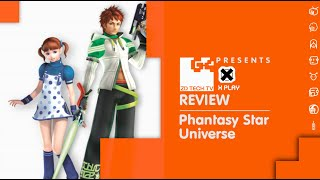 X-Play Classic - Phantasy Star Universe Preview & Review