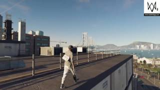 Watch dogs 2 parkour montage