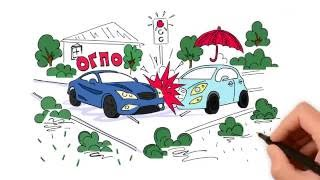 DOODLE-видео для Страховой компании