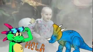 ????ВНИМАНИЕ❗ДИНОЗАВРЫ????????????#like real dinosaurs ????