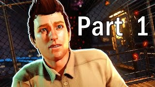 Sunset Overdrive Walkthrough Gameplay Part 1 - Horror Night - No Commentary (Xbox One)