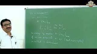 1-determinants