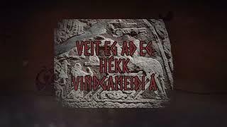 Download Danheim & Sigurboði - Rúnatal (Lyrics Video) Mp3 and Videos