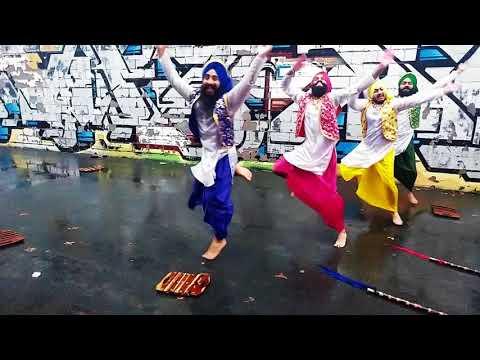 Bhangra on Punjabi Boliyan || Maritime Bhangra (Dance) Group || Nova Scotia, Canada