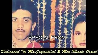 25th Wedding Anniversary Songs |  Vicky D Parekh | Mr Jayantilal & Mrs Bharti | Hindi Couple Song